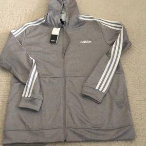 Adidas men's jacket size 2XL